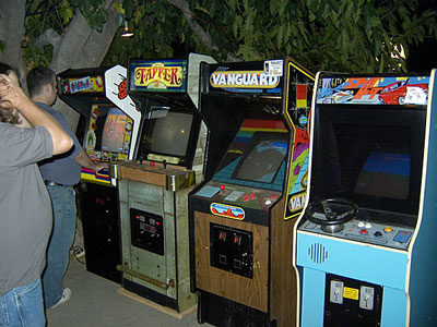 More arcade games arrive thanks to Jason F. of Atari Galaxies